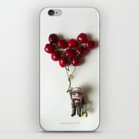 pixar iPhone & iPod Skins featuring Up Pixar toys by Emiliano Morciano (Ateyo)