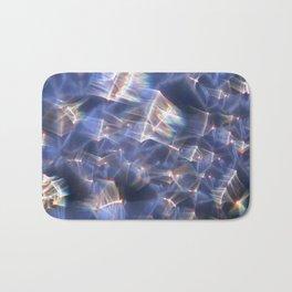 Glassy Refraction 2 Bath Mat