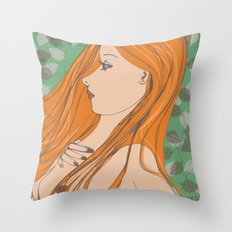 Eve (Saturday's Child) Throw Pillow