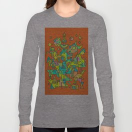 Structura 10 Long Sleeve T-shirt