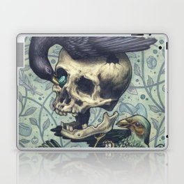 Bowerbirds Laptop & iPad Skin