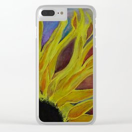Fascination Clear iPhone Case