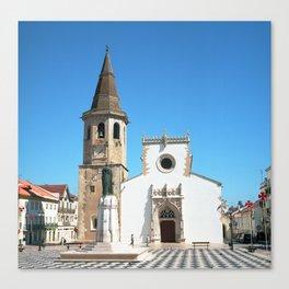 Tomar, Portugal (RR 189) Analog 6x6 odak Ektar 100 Canvas Print