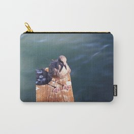 Juvenile Herring Gull Carry-All Pouch