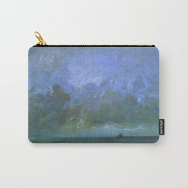 12,000pixel-500dpi - Jules Louis Dupre - Calm before the storm - Digital Remastered Edition Carry-All Pouch