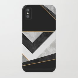 Lines & Layers 2 iPhone Case
