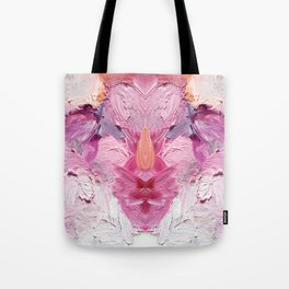 Dreamy Pink Palette (Abstract Painting) Tote Bag