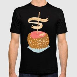 Caramel Apple om nom nom T-shirt