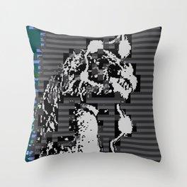 Godzilla (2010) Throw Pillow