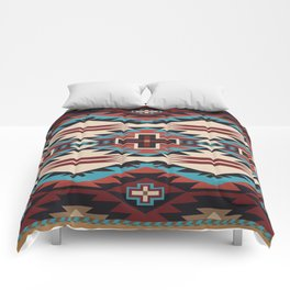 American Native Pattern No. 67 Comforters