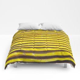 BUMBLE BEE SWIRL Comforters