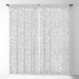 The gray and silver Blackout Curtain