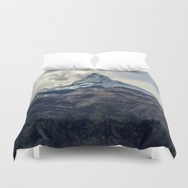 Crushing Clouds Duvet Cover
