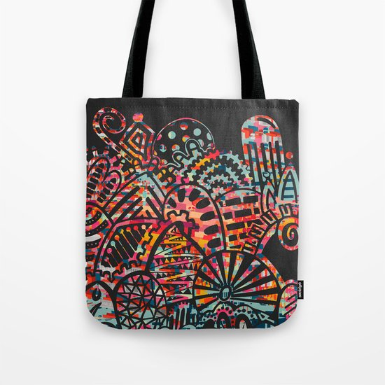Imprint IV Tote Bag