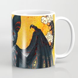 Black Bat Coffee Mug