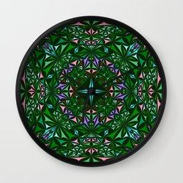Kaleidoscope 4. Wall Clock