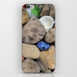 Petoskey Stones lll iPhone Skin