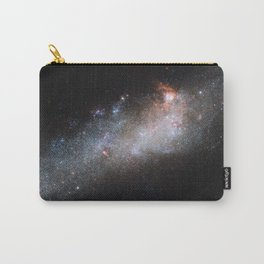 A galaxy known as NGC 4656 or the Hockey Stick Galaxy located in the constellation of Canes Venatici Carry-All Pouch