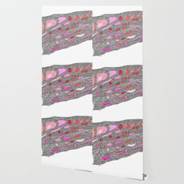 Scandi Micron Art Design | 180311 Watercolour Micron 3 Wallpaper
