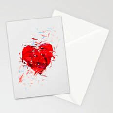 Fragile Heart Stationery Cards