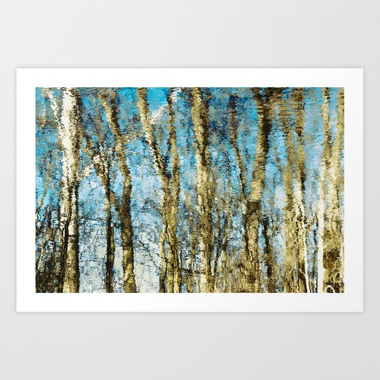winter impressions Art Print