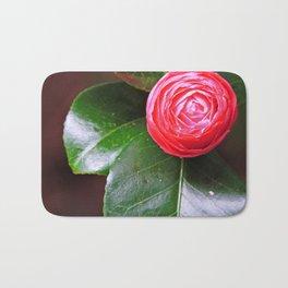 Camellia Bud Bath Mat