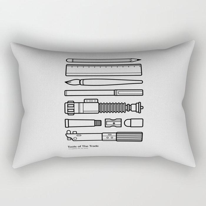 Tools of The Trade Rectangular Pillow