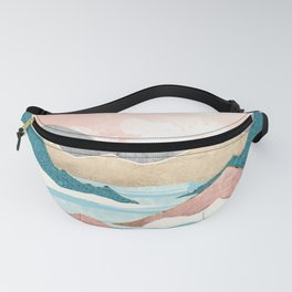 Lake Sunrise Fanny Pack
