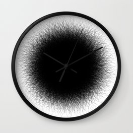 mind cleaner Wall Clock