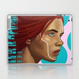 Redhair Moebius-homage Laptop & iPad Skin