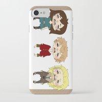 kili iPhone & iPod Cases featuring kili cry by Selis Starlight