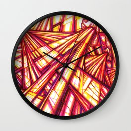 LOUD AND PROUD Wall Clock