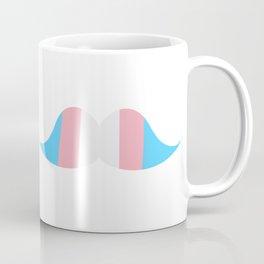 Became a Man | Trans Pride | Meme Coffee Mug