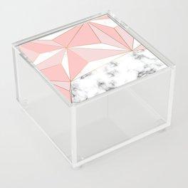 Marble & Geometry 042 Acrylic Box