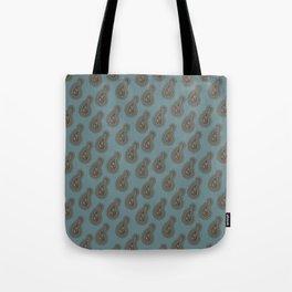Paisley Skies Tote Bag