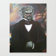 Swamp Sir Canvas Print