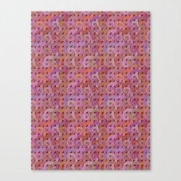 Eterenally Interwoven Canvas Print