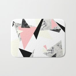 Floating Forms Bath Mat