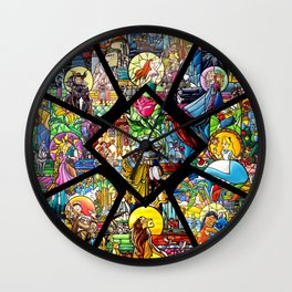 Once Upon a Time, in a faraway land... Wall Clock