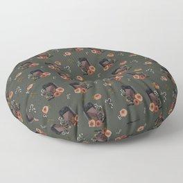 Antique Floor Pillow