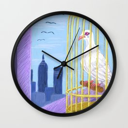 Why Oh Why Can't I? Wall Clock