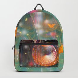 Entrance to the faerie worlds Backpack