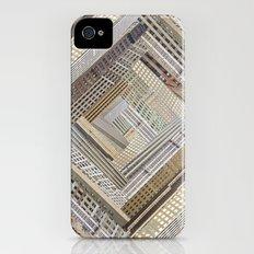 Skyscraper Quilt Slim Case iPhone (4, 4s)