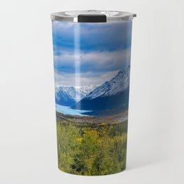 Matanuska Glacier, Alaska - Autumn Travel Mug
