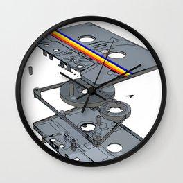 The Cassette Wall Clock