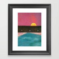 planalto Framed Art Print