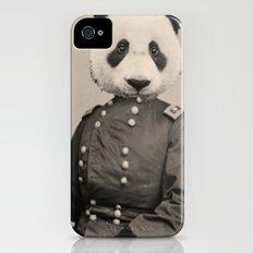Panda Supremacist iPhone (4, 4s) Slim Case