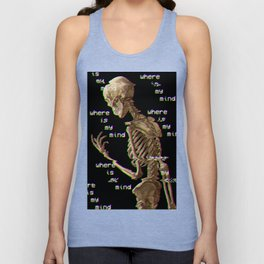 Where Is My Mind Unisex Tank Top