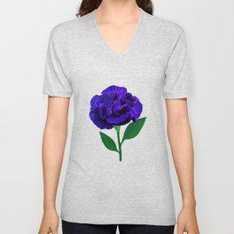 Bloomin' Violet Unisex V-Neck