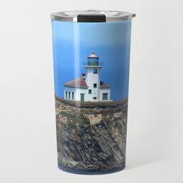 Cape Arago Light Travel Mug